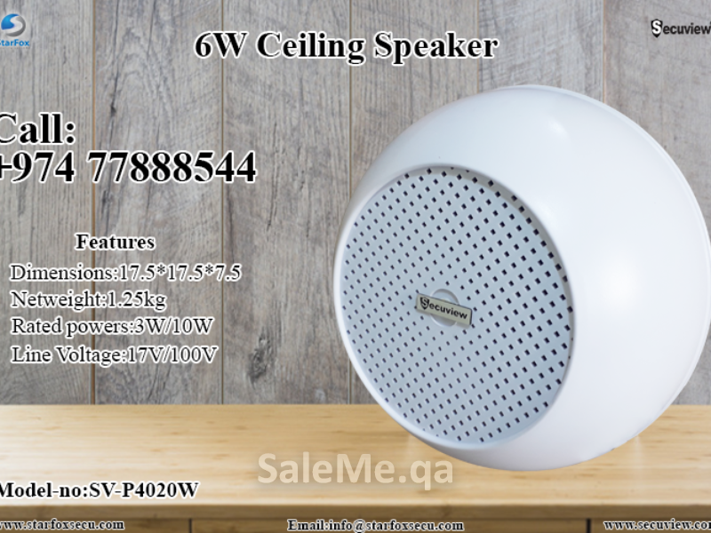 6w Speaker Salwa Road Doha Largest Online Marketplace For Buying And Selling In Qatar